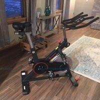 Sunny magnetic indoor cycling bike model # SF-B1805