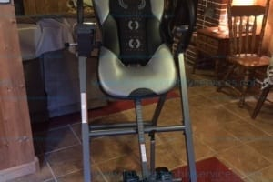Innova. # ITM5900 inversion therapy table