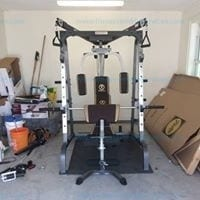 Marcy Smith Machine/Cage System Model # MD-9010G