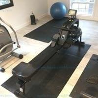 Sunny Health Rower Model # SF-RW5713