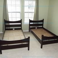 Addison Twin Bed in Expresso by Kid Kraft Model #76273