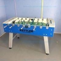 KETTLER Weatherproof Indoor/Outdoor Fooseball / Soccer Game Table Model # 7199-200