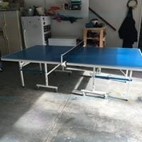 Stiga XTR Series Table Tennis Table – XTR and XTR Pro Indoor/Outdoor Table Tennis Tables with All-Weather Model # T8575W